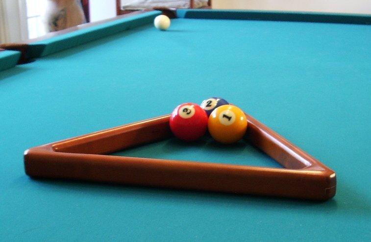 Billiards – 3 Ball | Bar Lounge Etiquette